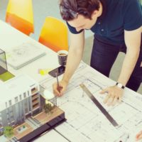 آموزش معماری در Blender