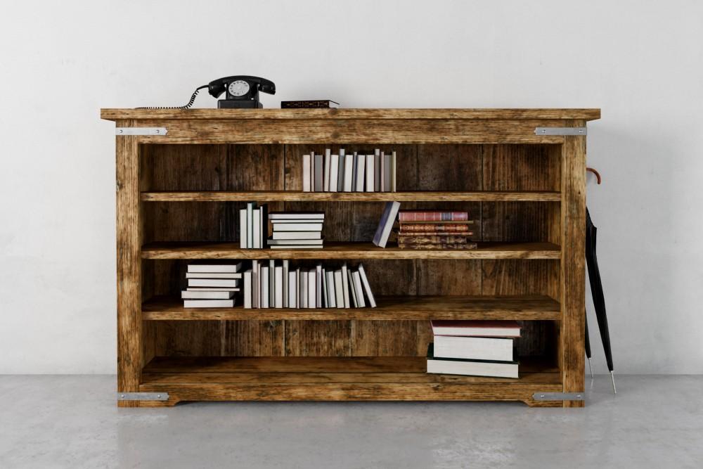 آبجکت قفسه کتاب