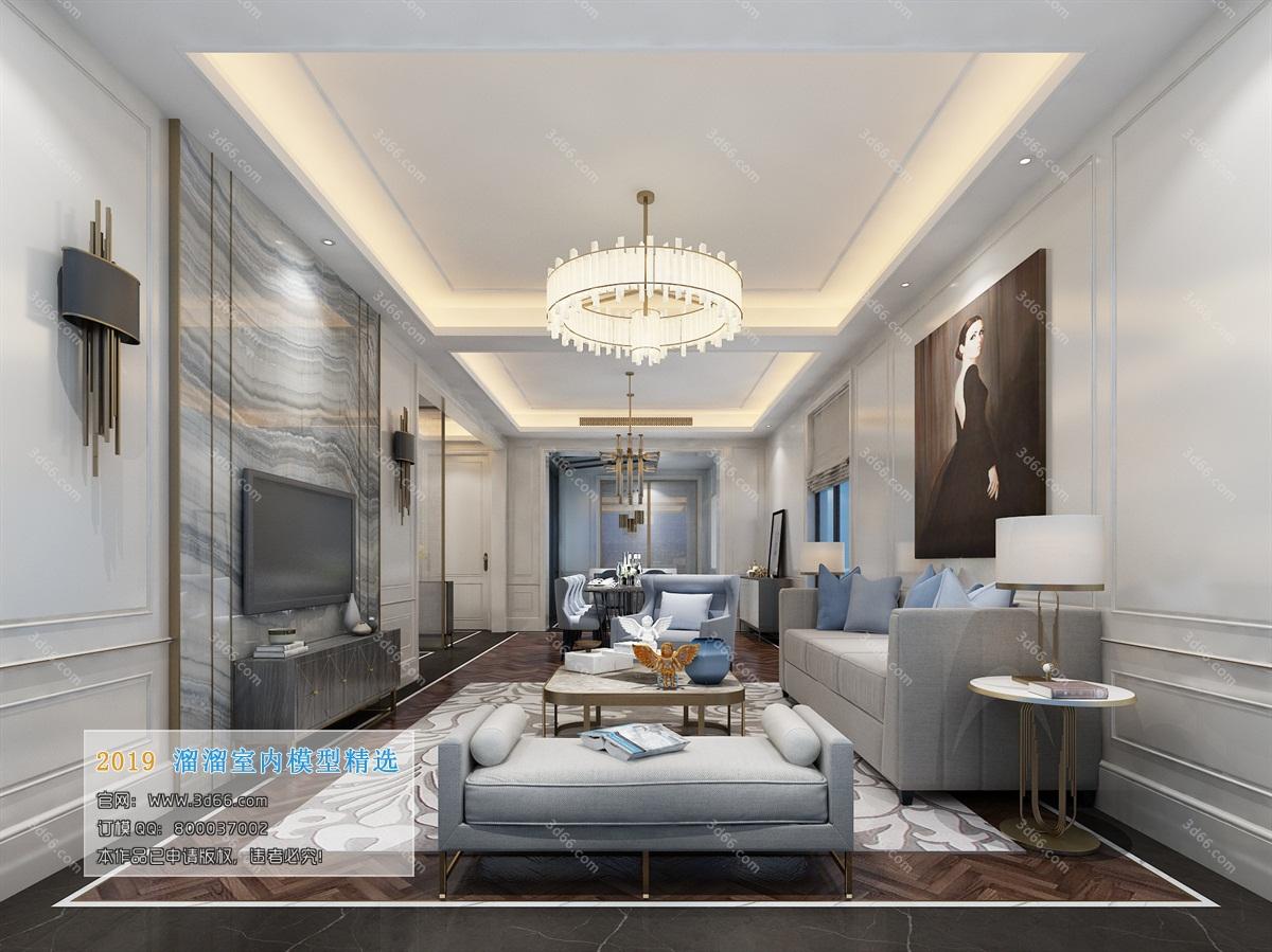 دانلود مجموعه ویژه 1800 صحنه داخلی 3D66 2019