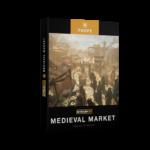 مدل سه بعدی بازار قدیمی