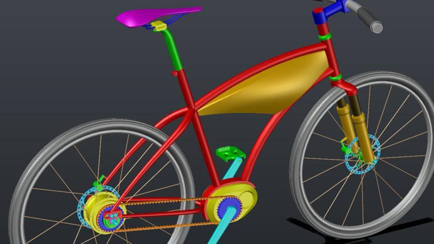 آموزش مدل سازی سه بعدی در اتوکد
