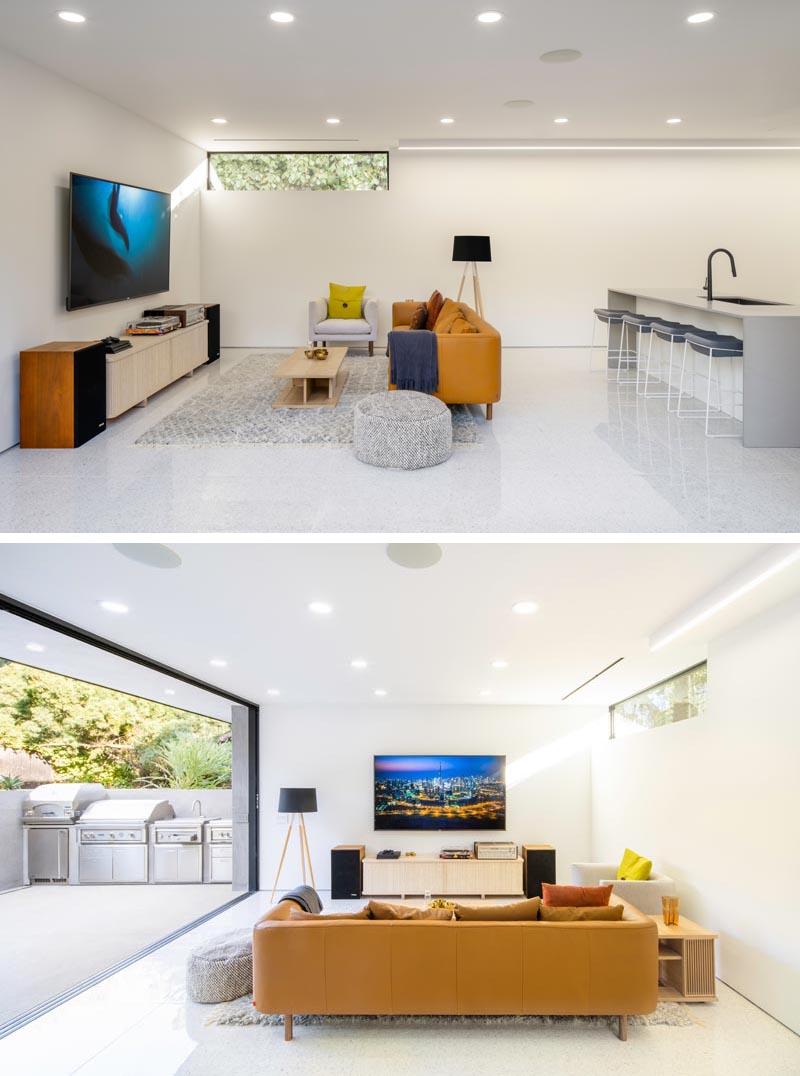 طراحی داخلی و دکوراسیون خانه پلی
