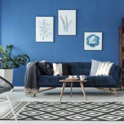 آبی کلاسیک – رنگ سال 2020 را در معماری و دکوراسیون داخلی خانه بکار ببریم
