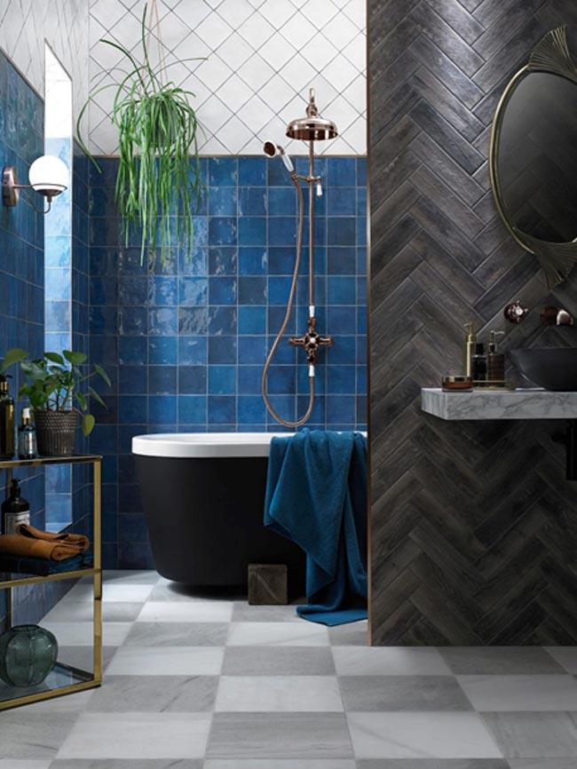 حمام آبی کلاسیک