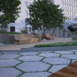 دانلود پلاگین FLOOR GENERATOR 2.10 برای تری دی مکس 2014 تا 2020