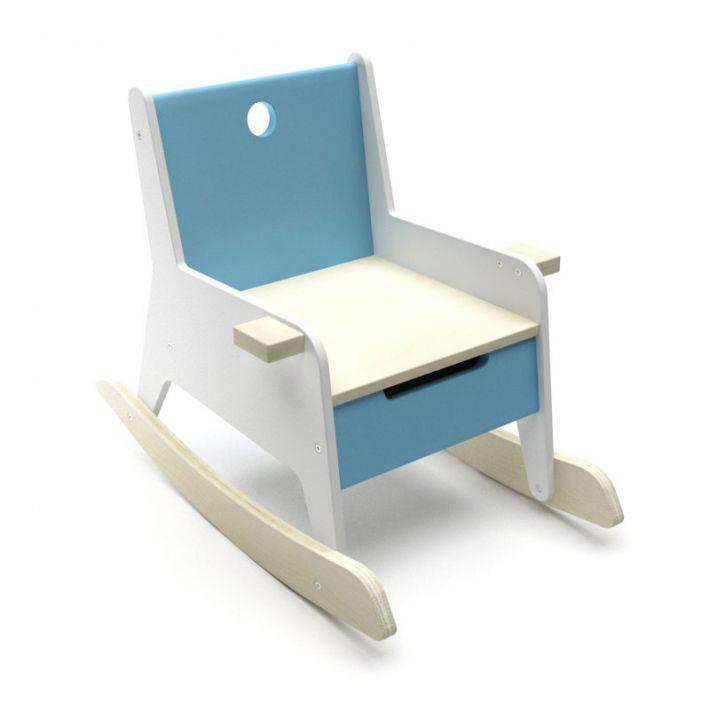 مدل سه بعدی صندلی کودک