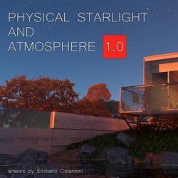 دانلود پلاگین Physical Starlight And Atmosphere v1.1 برای بلندر