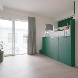 طراحی میکرو آپارتمان 18 متری