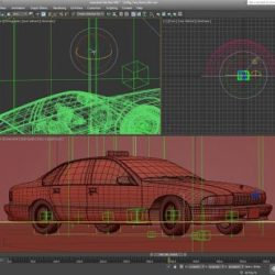 دانلود پلاگین DriveMaster برای تری دی مکس
