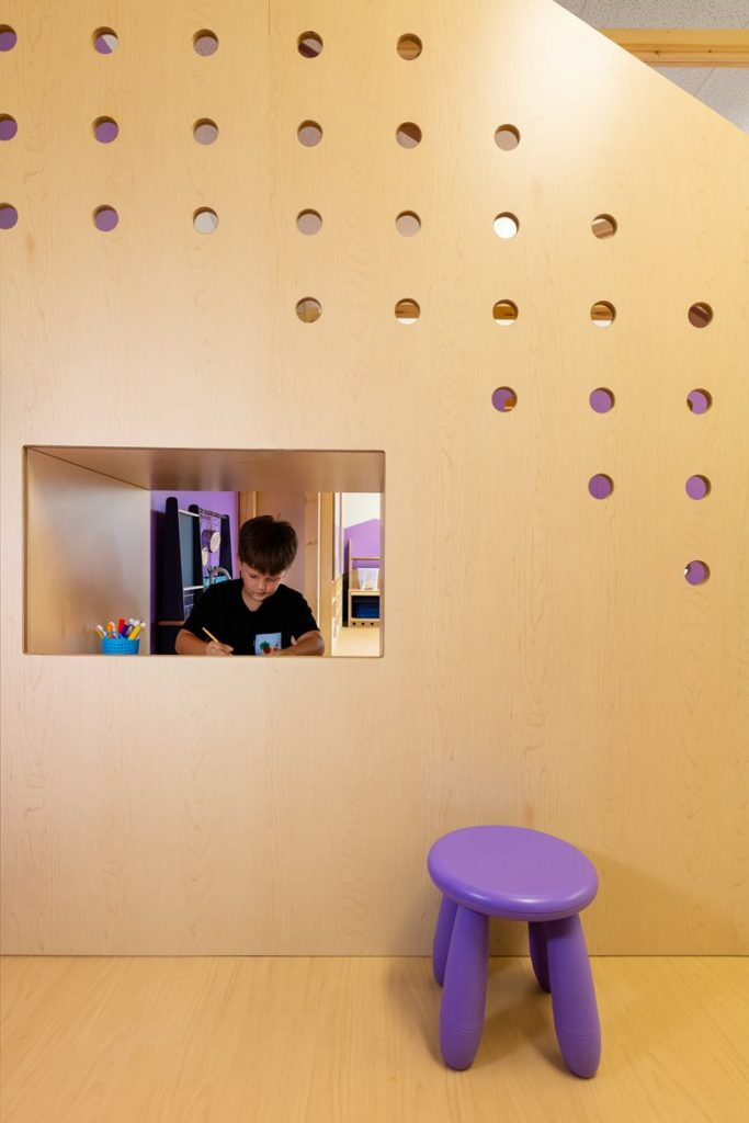 دکوراسیون داخلی مهد کودک