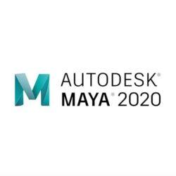 دانلود مایا 2020 به همراه پلاگین vray next 4.30.02