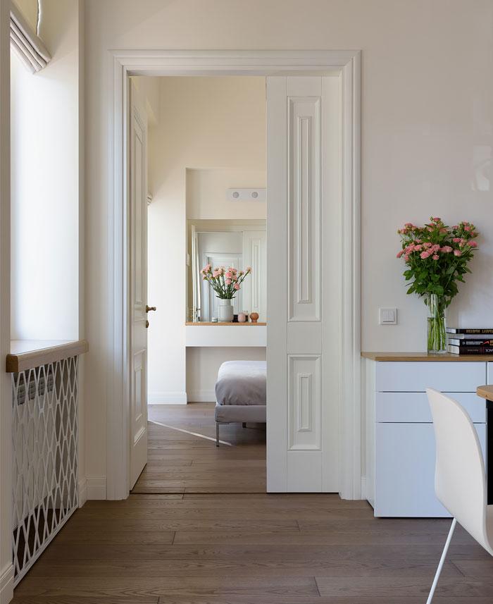 بازسازی و طراحی داخلی آپارتمان کاربردی