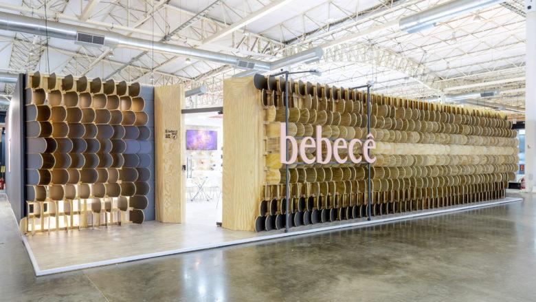 طراحی غرفه نمایشگاهی با رویکرد تعامل کاربران