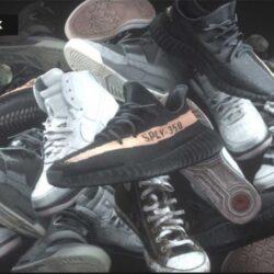 دانلود مدل سه بعدی کفش ورزشی اسکن شده