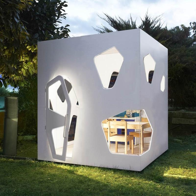طراحی خانه بازی کودکان