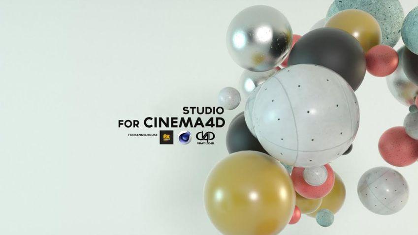 دانلود متریال استاندارد CINEMA 4D