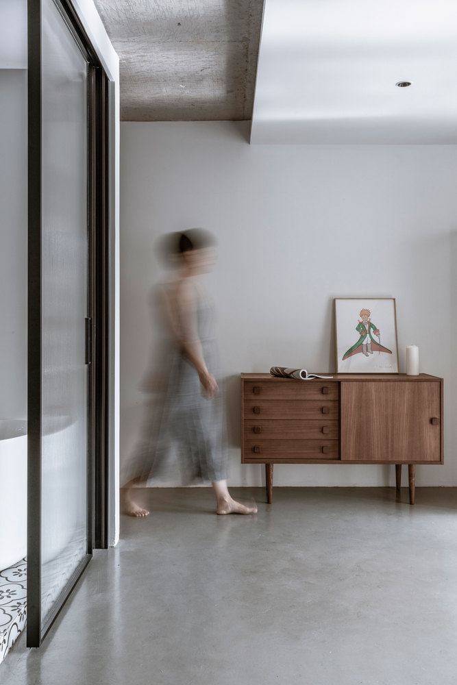 دیزاین آپارتمان کوچک