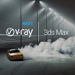دانلود VRay Next v4.30.02 برای تری دی مکس 2021 و 2013 تا 2020