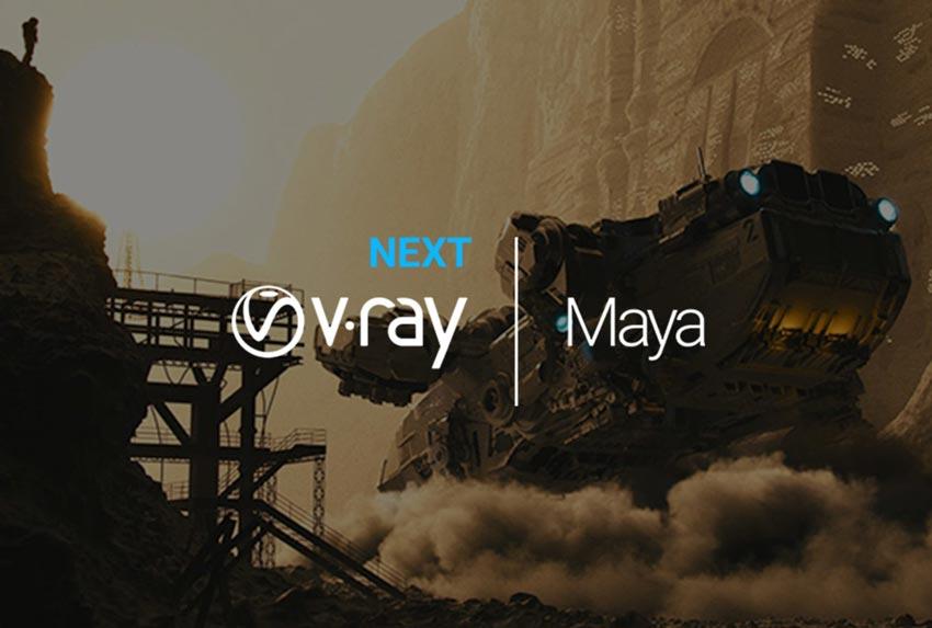 پلاگین vray next 4.30.02 برای مایا 2020