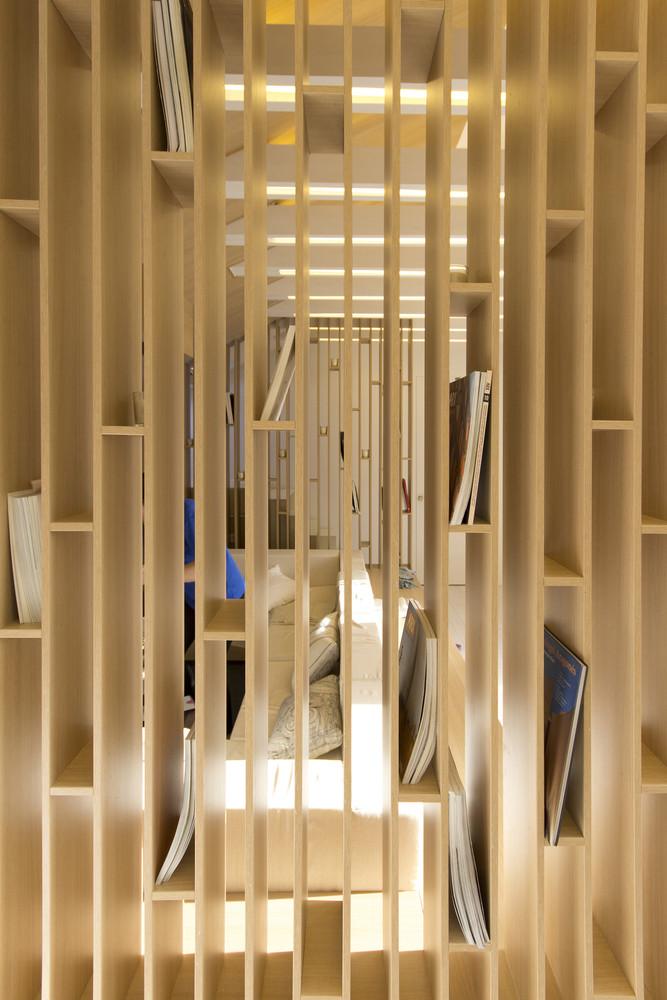 معماری اتاق زیرشیروانی