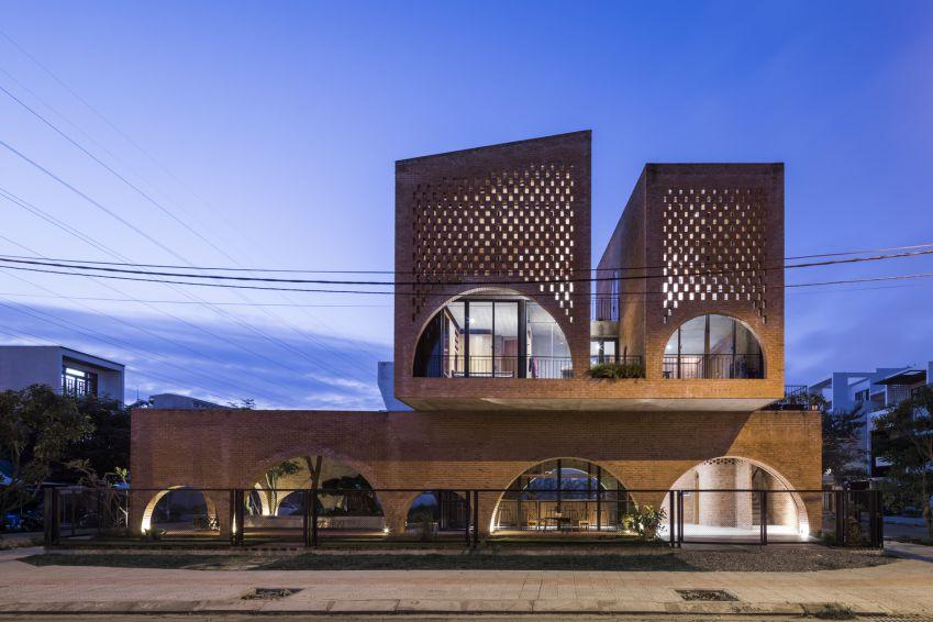 معماری خانه گرمسیری