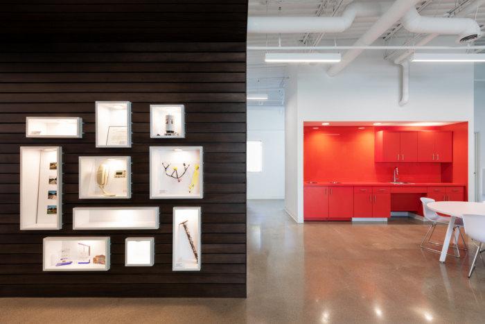 طراحی دفتر کار انعطاف پذیر