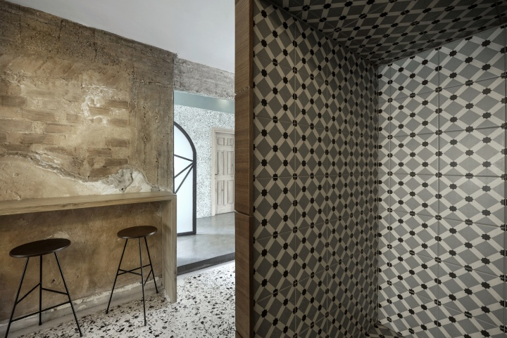 طراحی داخلی کافی شاپ مدرن