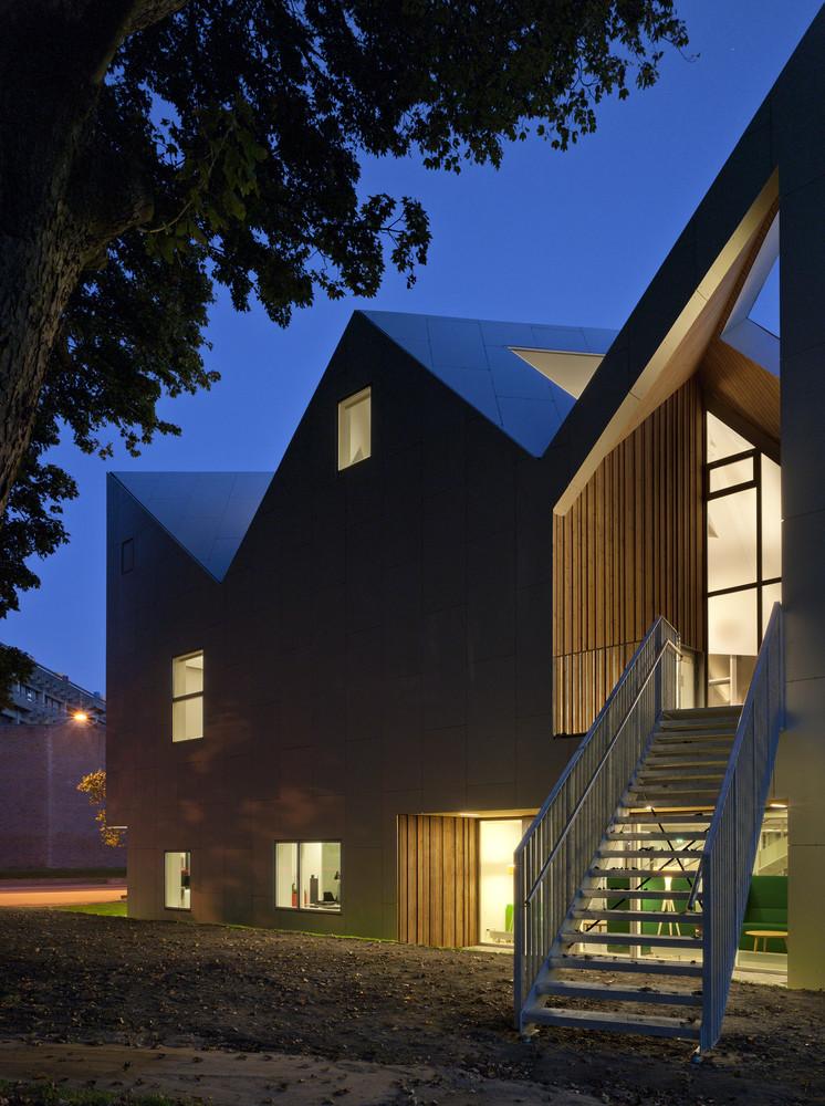 طراحی خانه درمان سرطان