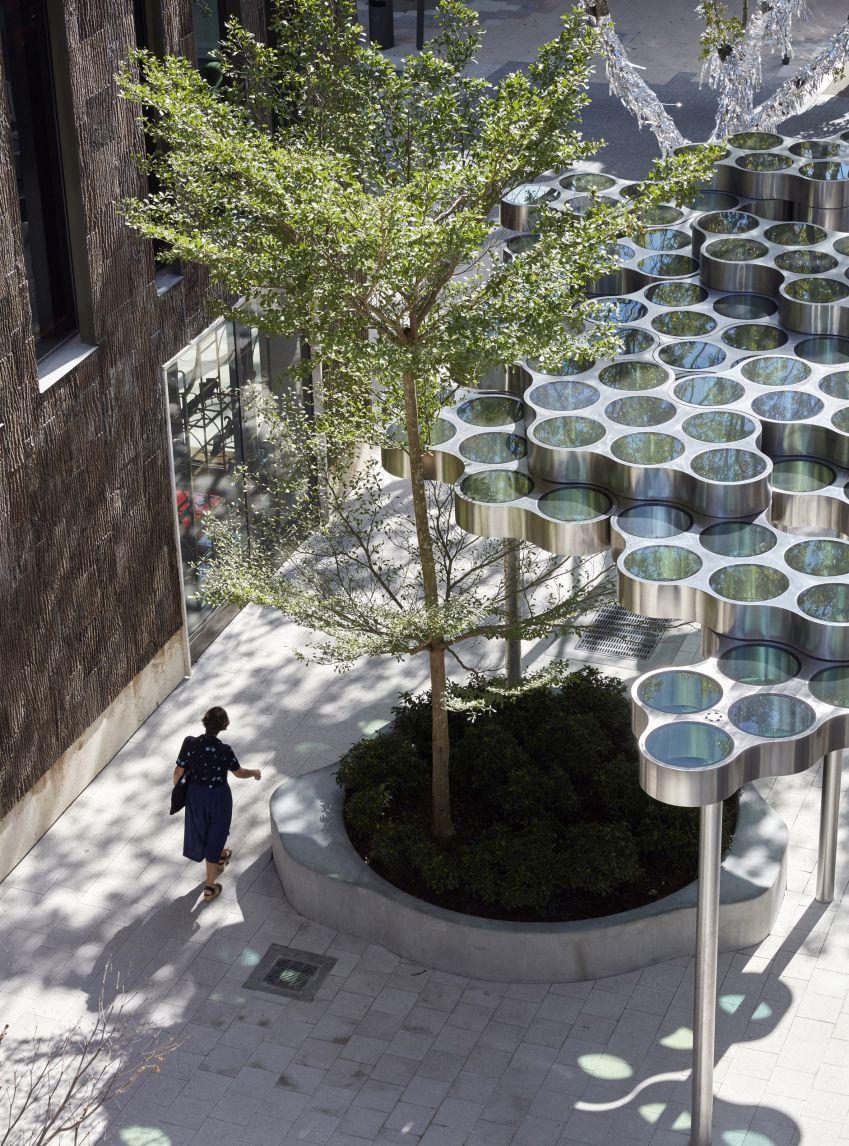 طراحی المان شهری در میامی