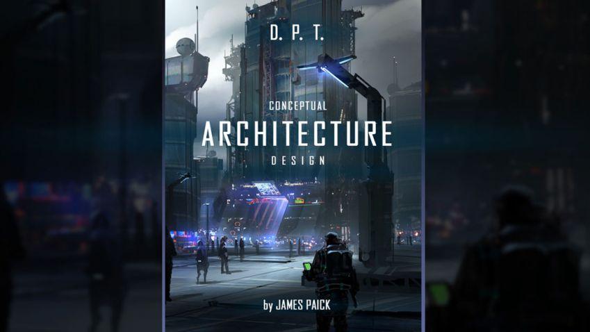 آموزش طراحی معماری مفهومی در Photoshop