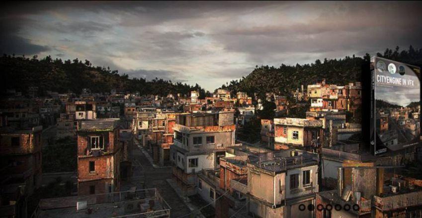 آموزش مدلسازی شهر در CityEngine