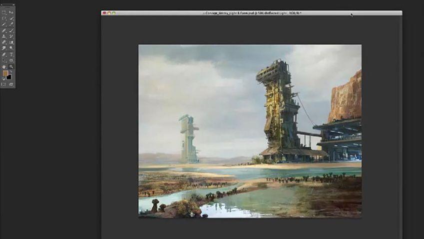 آموزش نقاشی دیجیتال با فتوشاپ