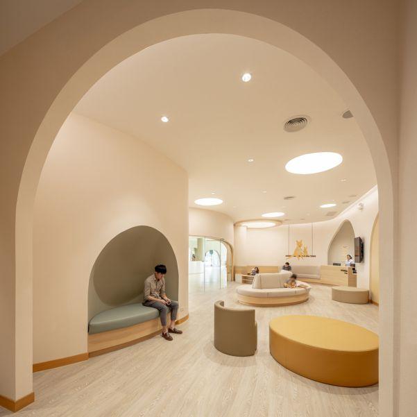 طراحی بیمارستان اطفال