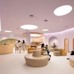 طراحی بیمارستان کودکان در تایلند