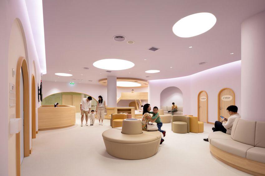 طراحی بیمارستان کودکان
