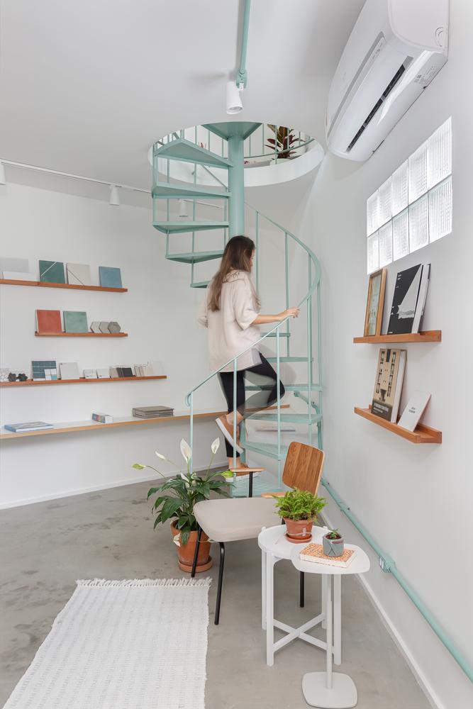 طراحی داخلی دفتر کار معماری