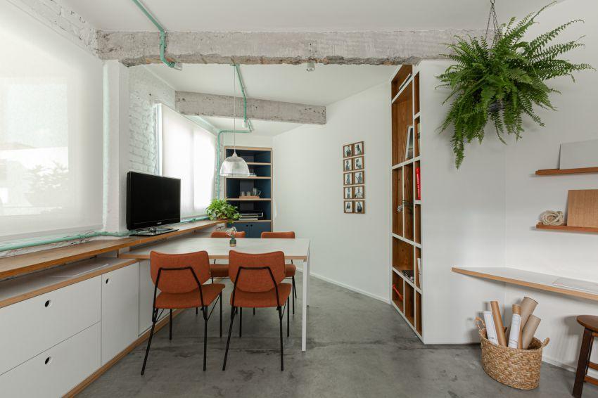 بازسازی دفتر کار معماری