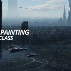 آموزش نورپردازی و Matte Painting در Photoshop