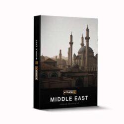 دانلود صحنه آماده محیط خاورمیانه