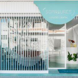 طراحی مطب دندانپزشکی در اسپانیا