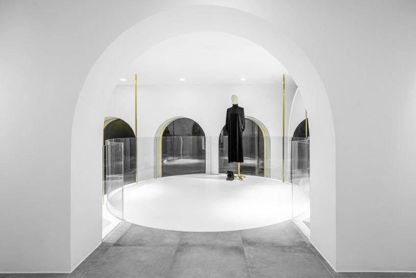 طراحی فروشگاه مد