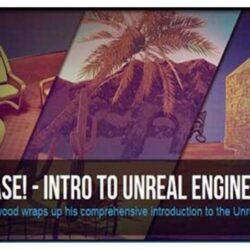 آموزش مقدماتی نرم افزار آنریل انجین – قسمت سوم