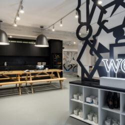طراحی دفتر کار شرکت بازاریابی