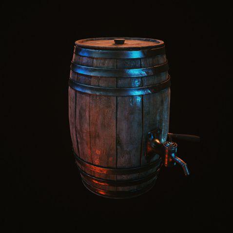 دانلود آبجکت وسایل چوبی وسترن