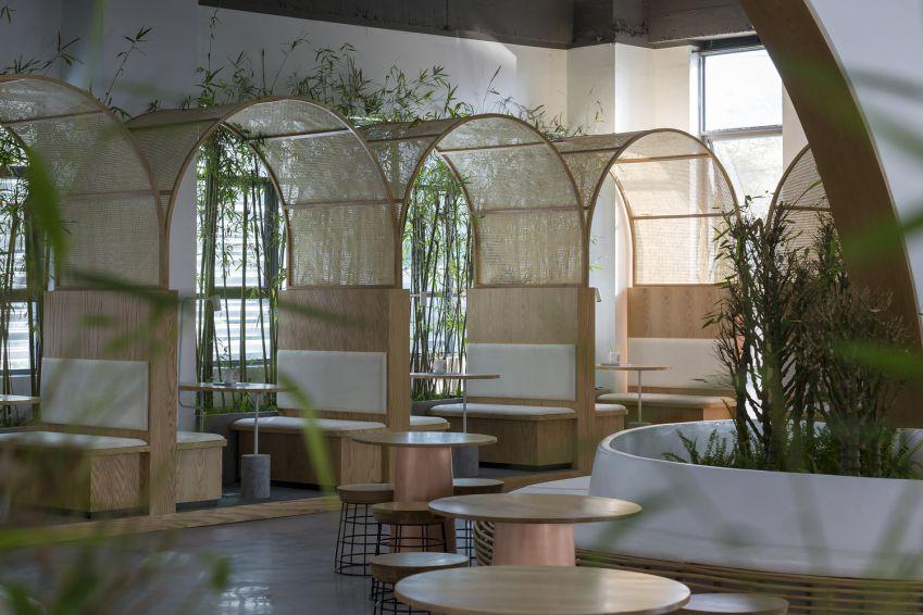 طراحی دفتر کار با رویکرد ایجاد محیطی دوستانه