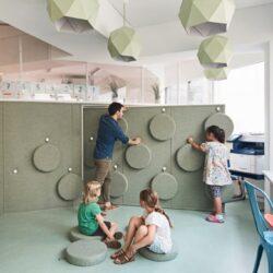 طراحی مدرسه ابتدایی در کره جنوبی