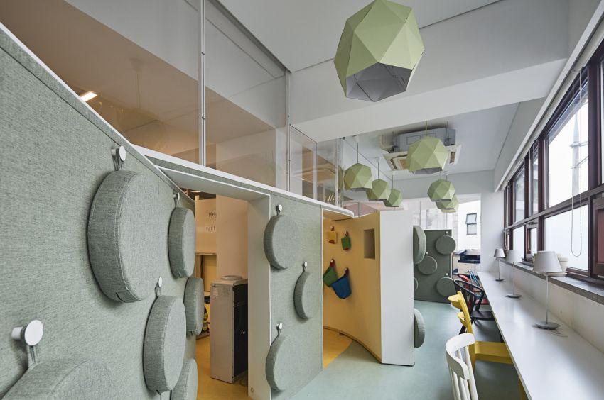 معماری مدرسه ابتدایی