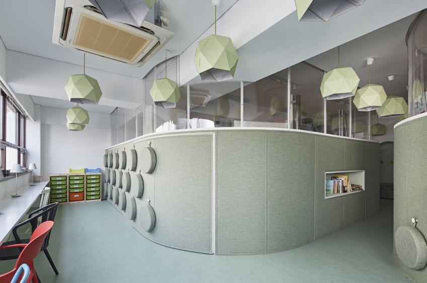 بازسازی و معماری مدرسه ابتدایی