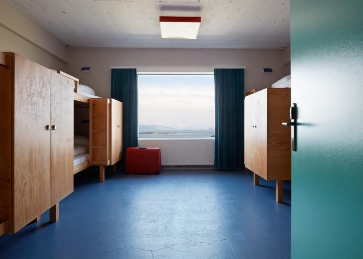 دکوراسیون هتل به سبک صنعتی