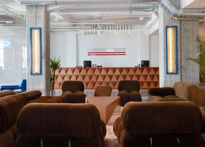 طراحی هتل به سبک صنعتی